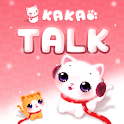 Cacao Talk theme: cat Rumi & icon