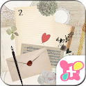 Natural Theme-Love Letter- icon