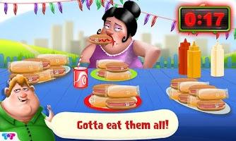 Screenshot of Hot Dog Truck:Lunch Time Rush!