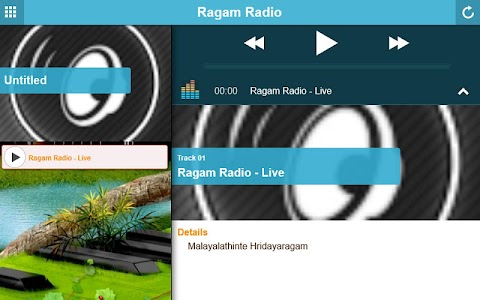RAGAM RADIO screenshot 3