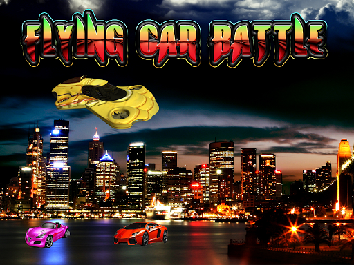 Flying Car Battle- Endless War