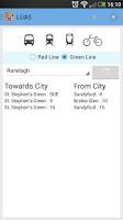 Screenshot of GetAround