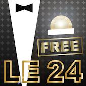 Le 24 Free