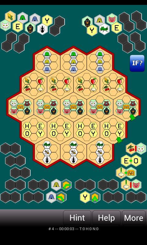 Honeycomb Hotel Pro screenshot #3