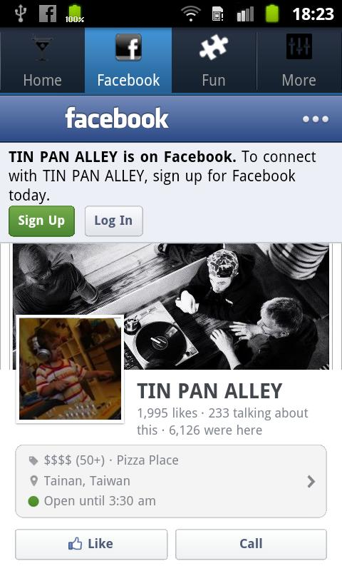 Tin Pan Alley Tainan - screenshot
