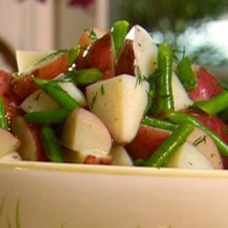 New Potato and French Been Salad Recipe