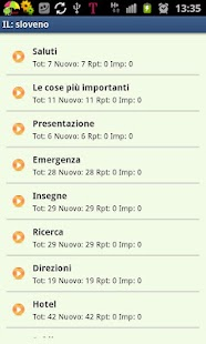 Imparare lo sloveno- screenshot thumbnail