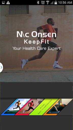 Mc Onsen keepFit