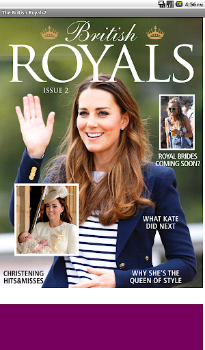 The British Royals Issue 2
