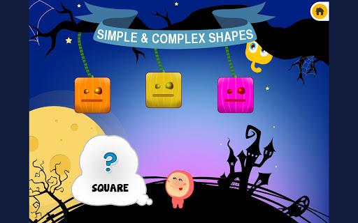 【免費教育App】Preschool Pumpkin Shapes FREE-APP點子