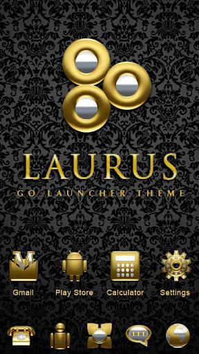 Laurus GO Launcher Theme