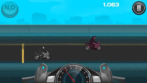 Bike Drag Racing