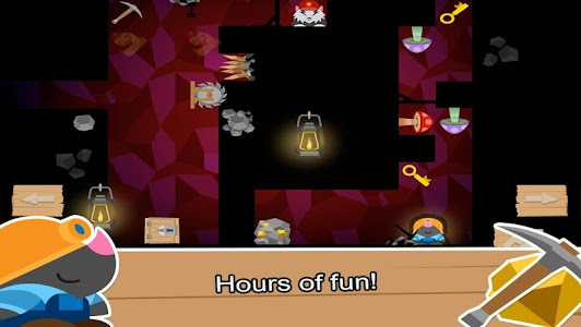 Moe Miner - fun puzzle game. v1.0