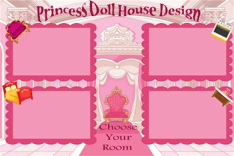 公主娃娃屋设计