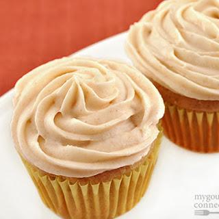 Spiced Banana-Rum Cupcakes.