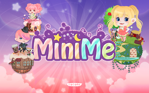 Mini Me: Kawaii friends style