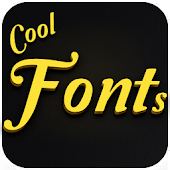 Cool Fonts for Whatsapp & SMS