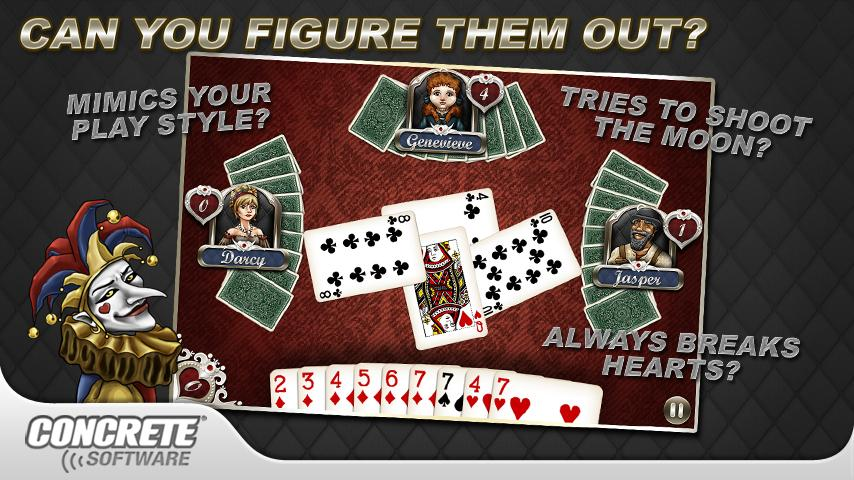 Aces Hearts - screenshot