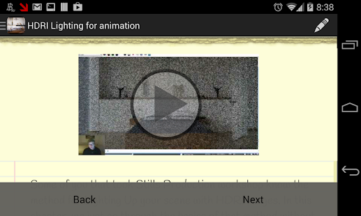 Fly-through Animation Workshop- screenshot thumbnail