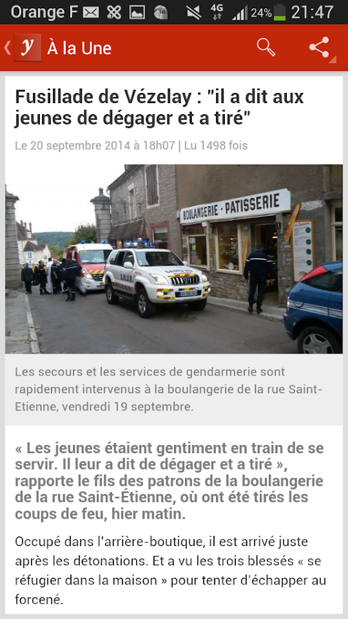 L'Yonne- screenshot
