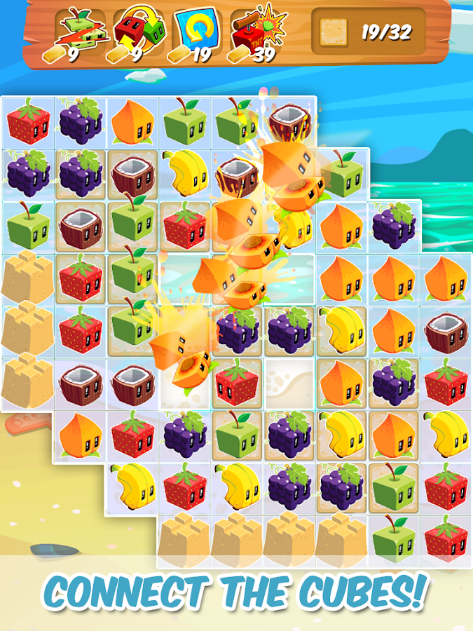 Juice Cubes - screenshot