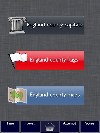 England Counties Geo Memory
