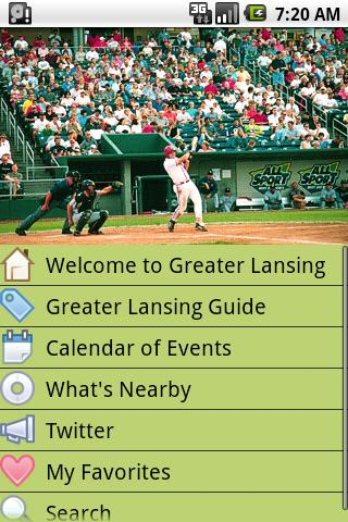 Greater Lansing- screenshot