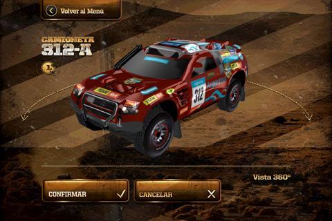 Argentina - Desafio Ruta 40- screenshot