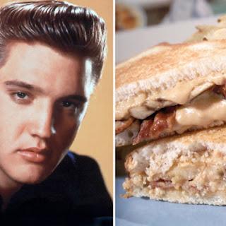 Elvis Presley's Favorite Peanut Butter Sandwich