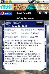 KRTV WX - screenshot thumbnail