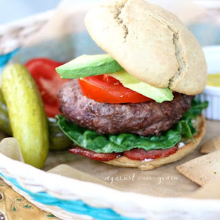 Dining Out on the Paleo Diet & Barbecue Burgers