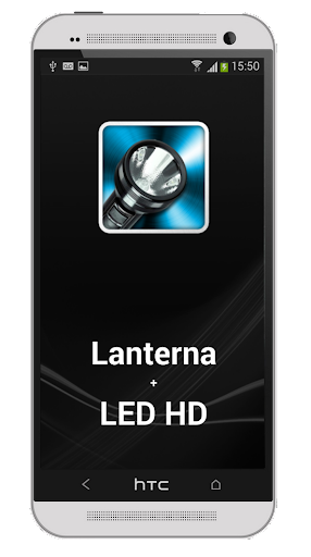 Lanterna Led HD + Aplicativos