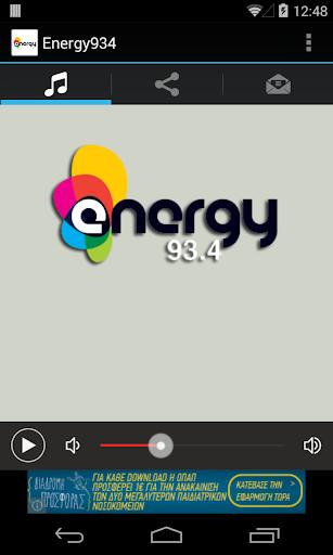 Energy 93.4