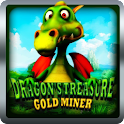 Dragon Treasure – Gold Miner logo