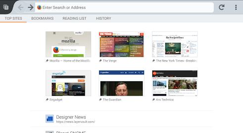 Firefox Beta — Web Browser Screenshot 23