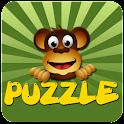 Kids Games Puzzle Wild Animals