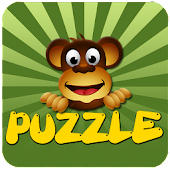 Kids Game Puzzle Wild Animals