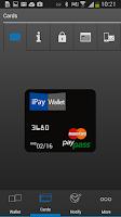 Screenshot of iPAY Mobile