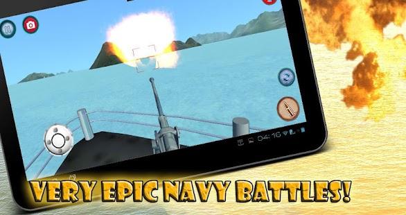 海軍英雄3D戰鬥模擬器