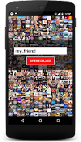 Screenshot of Gimme Collage Express