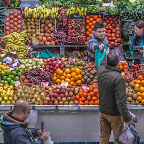 Life by Eugénio Buchinho - City,  Street & Park  Markets & Shops