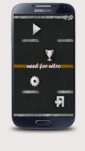 need for nitro