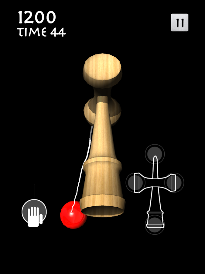 3D Kendama- screenshot