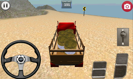 Truck Speed Driving 3D для планшетов на Android
