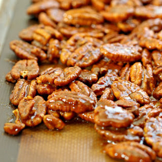 Spicy Pecan Snack Recipe