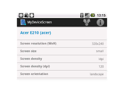 MyDeviceScreen- screenshot thumbnail