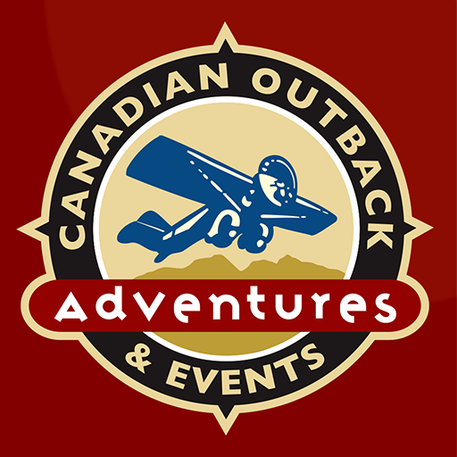 Canadian Outback Adventures LOGO-APP點子