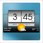 3D Flip Clock & World Weather 2.11.05 Apk