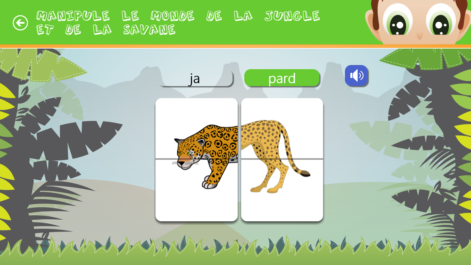 Lecture des syllabes- screenshot