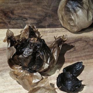 Black Garlic Sauce.